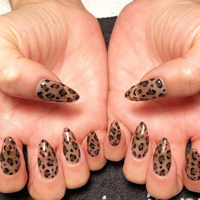 """<p>Hey, we've embraced the cheetah print renaissance in all other aspects of fashion, why not nails too? </p><p><a class=""""link rapid-noclick-resp"""" href=""""https://www.amazon.com/Transfer-Stickers-Transfers-Fingernails-Decorations/dp/B07VZX5TXN/?tag=syn-yahoo-20&ascsubtag=%5Bartid%7C10055.g.29799716%5Bsrc%7Cyahoo-us"""" rel=""""nofollow noopener"""" target=""""_blank"""" data-ylk=""""slk:SHOP CHEETAH NAILS"""">SHOP CHEETAH NAILS</a></p><p><a href=""""https://www.instagram.com/p/B2UowVNhhUX/&hidecaption=true"""" rel=""""nofollow noopener"""" target=""""_blank"""" data-ylk=""""slk:See the original post on Instagram"""" class=""""link rapid-noclick-resp"""">See the original post on Instagram</a></p>"""