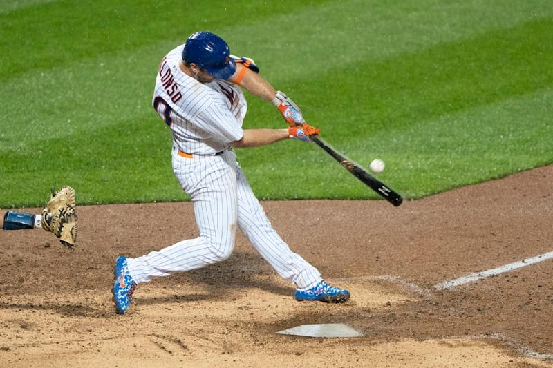 Pete Alonso blasts walk-off home run vs. Yankees