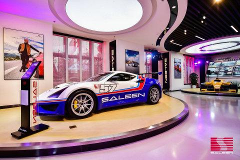 Saleen Experience Center Opens in Shanghai