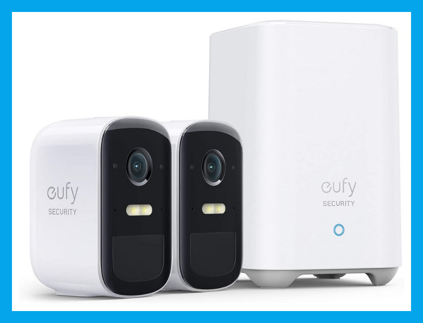 Save 25 percent on this eufyCam 2C Pro Kit Wireless Home Security System (two-cameras). (Photo: Amazon)