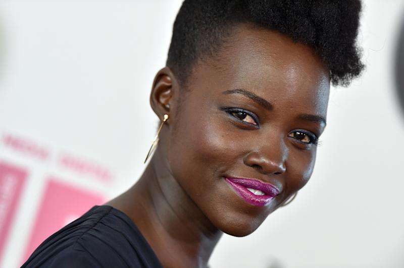 Lupita Nyong'o of Wakanda, according to High Life magazine. (Axelle/Bauer-Griffin via Getty Images)