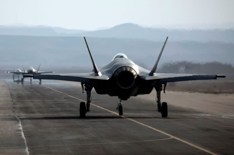 Israel would oppose any U.S. F-35 sale to Qatar, Israeli minister says