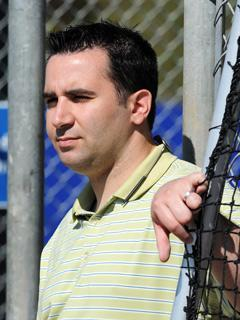 General manager Alex Anthopoulos and the Blue Jays were expected to pounce on some big names in the free-agent market
