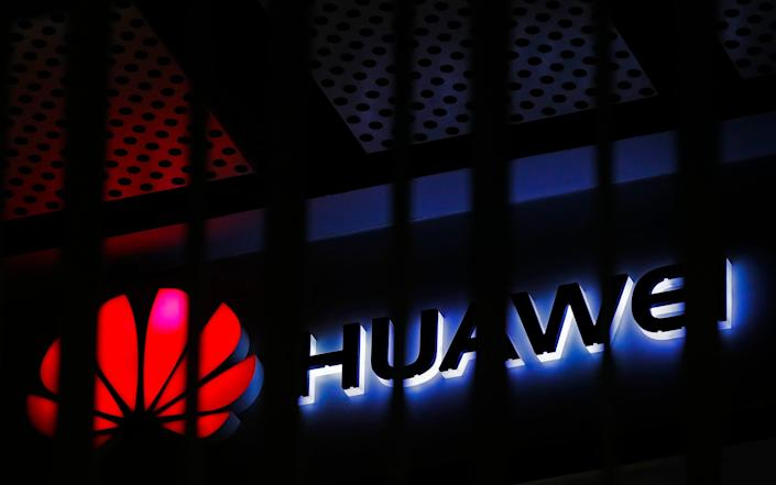 The Telegraph's findings today will raise fresh concerns over Huawei's influence in Britain - Andy Wong/AP