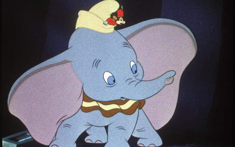 Dumbo has been accused of caricaturing African Americans