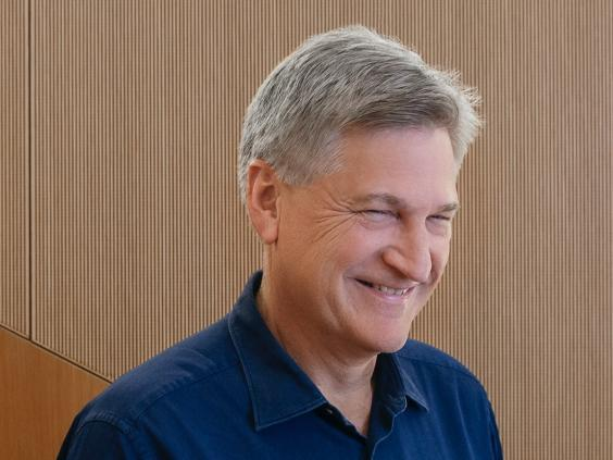 Bryan Lamkin, Adobe Executive Vice President, first joined the company seven years ago (Adobe)