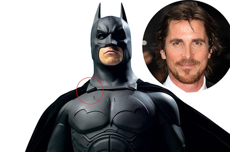 Christian Bale as Batman  sc 1 st  Yahoo & The Story Behind Christian Baleu0027s Batman Voice