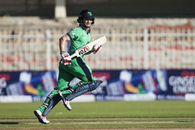 Ireland captain William Porterfield hopes a combination of local conditions and English county cricket experience will work in his side's favour when they make their Test debut at home to Pakistan later this week.