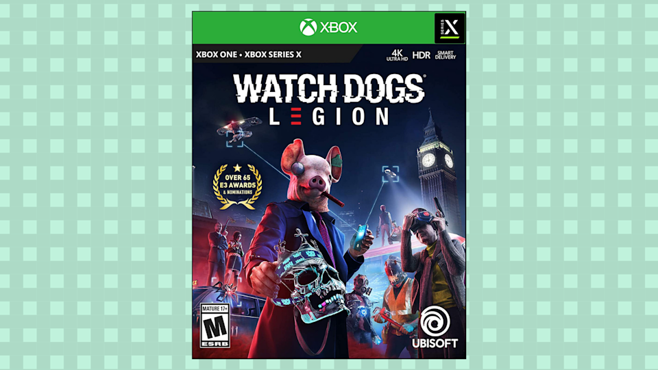 Save 58 percent on the Watch Dogs Legion for Xbox One. (Photo: Amazon)