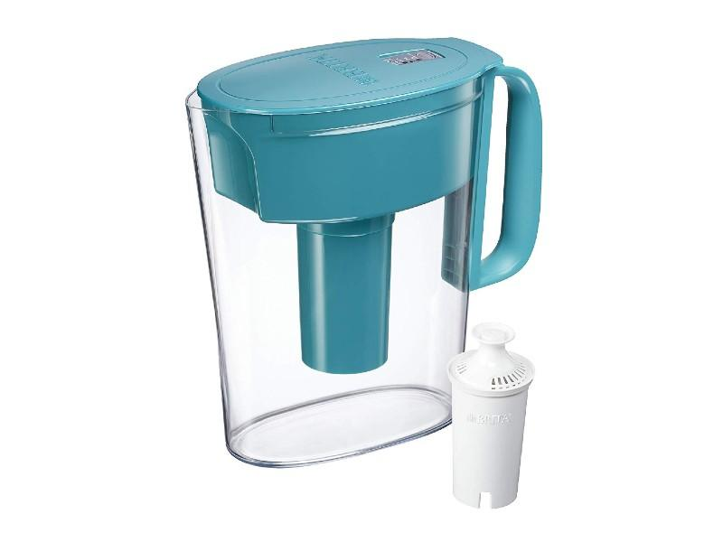 Brita Metro Pitcher with 1 filter, 5 cups. (Photo: Amazon)