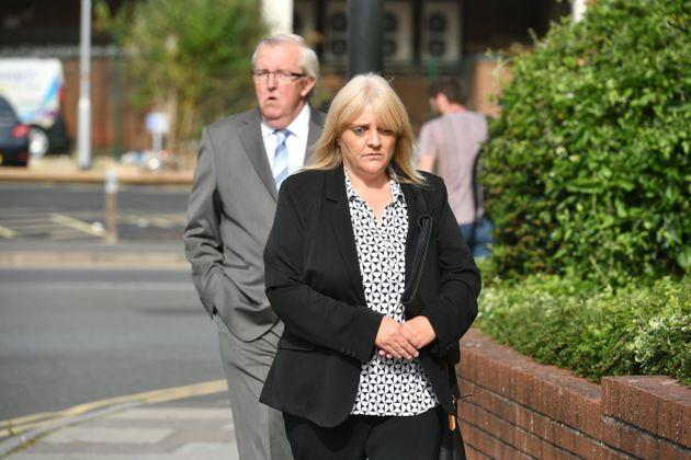 Sherry Bray, 48, and Christopher Ashford, 62, have been told they face jail after accessing CCTV footage of the post-mortem examination of the footballer