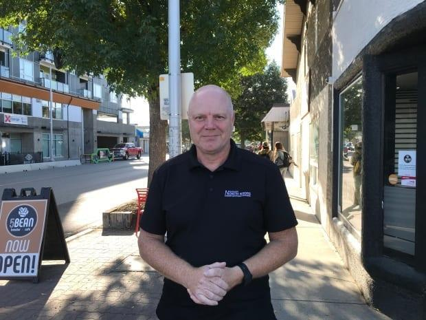 Jeremy Heighton, executive director of the North Shore Business Improvement Association, says businesses on Tranquille Road have lost nearly $170,000 associated with vandalism, thefts and crime prevention over the years.