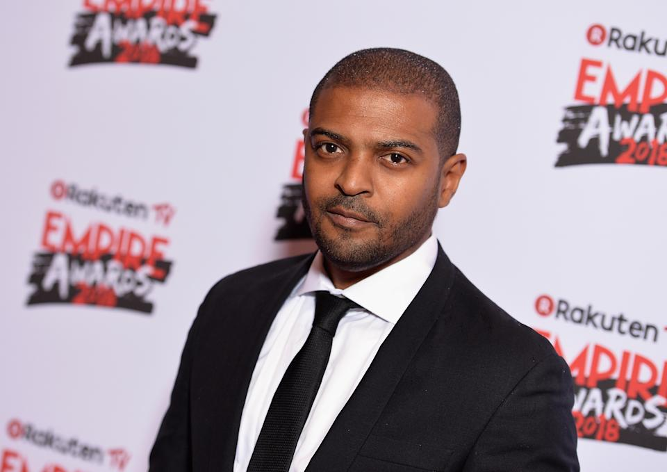 LONDON, ENGLAND - MARCH 18:  Actor Noel Clarke attends the Rakuten TV EMPIRE Awards 2018 at The Roundhouse on March 18, 2018 in London, England.  (Photo by Jeff Spicer/Getty Images)