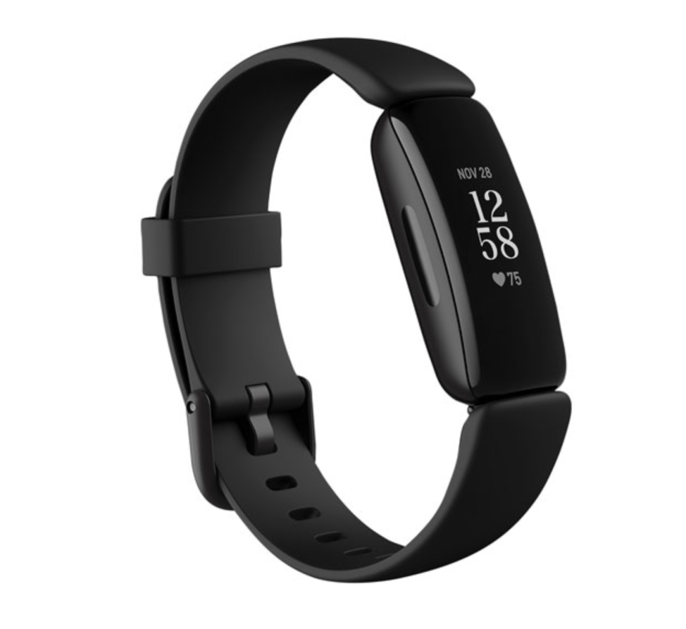 Fitbit Inspire 2 Fitness Tracker with Heart Rate Tracking - $90 (originally $130)