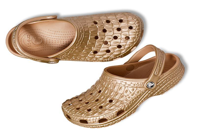 2ffb06073 The Fanciest Pair of Crocs Created in Honor of National Croc Day