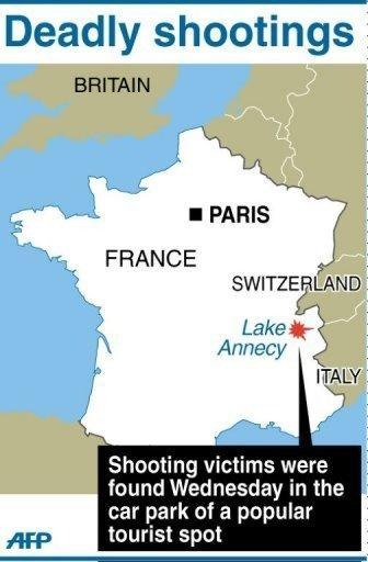 <p>A four-year-old girl miraculously survived a deadly gun attack in the French Alps that left her father, mother and grandmother dead and her elder sister seriously injured.</p>