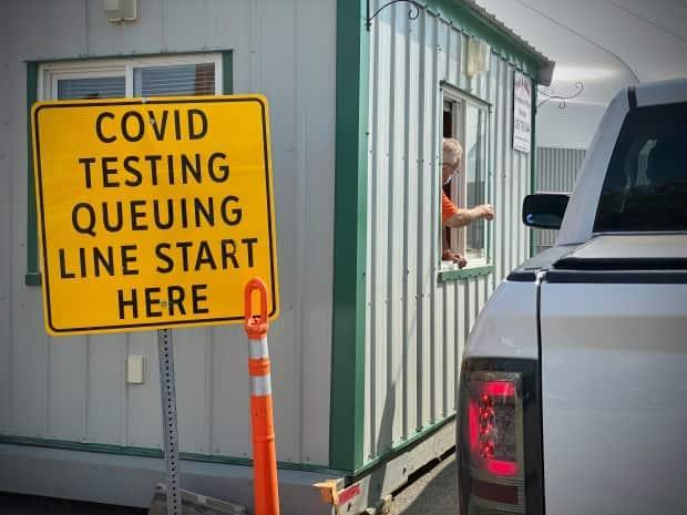 Saskatchewan has the second-highest rate of active COVID-19 cases in Canada.  (Matthew Howard/CBC - image credit)