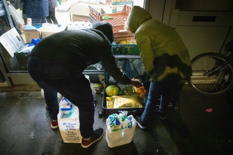 Newham Community Project in London helps around 2,000 households per week