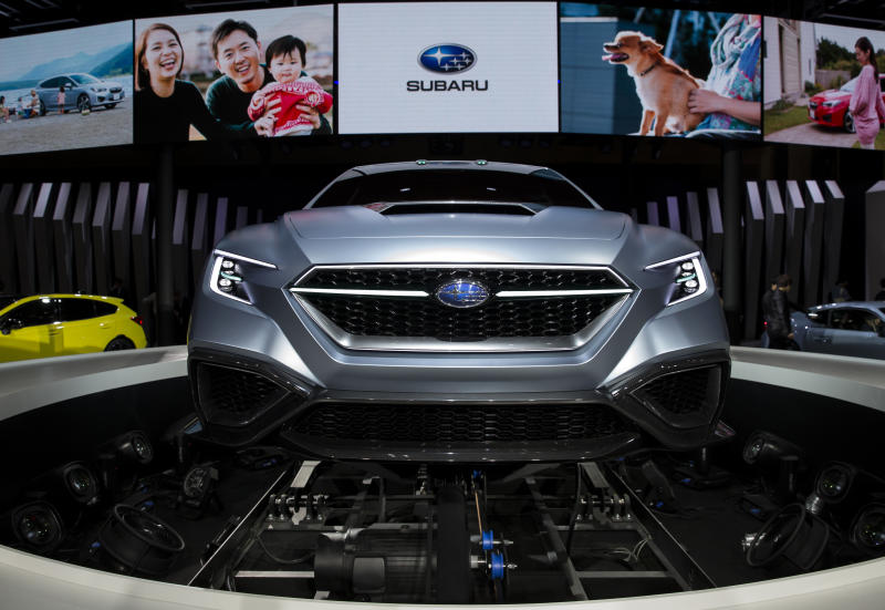 Japan Transport Officials Probe Faulty Subaru Inspections