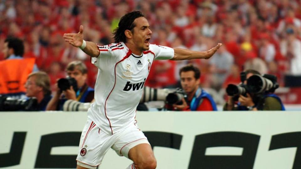 Filippo Inzaghi   Etsuo Hara/Getty Images