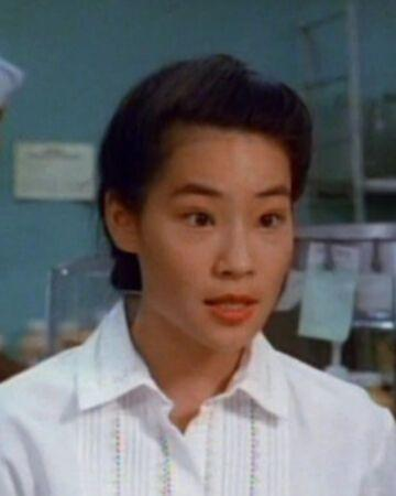 <p>In a blink and you'll miss it role, Lucy Liu showed up in <em>Beverly Hills, 90210</em> as a waitress named Courtney. Courtney was a straight-A student who took Brad's place when he quit. </p>