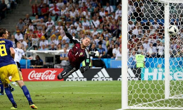 Germany's refusal to admit defeat made their improbable win inevitable