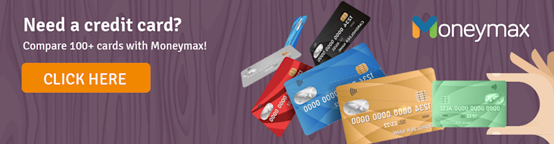 Need a credit card? Compare cards with Moneymax!
