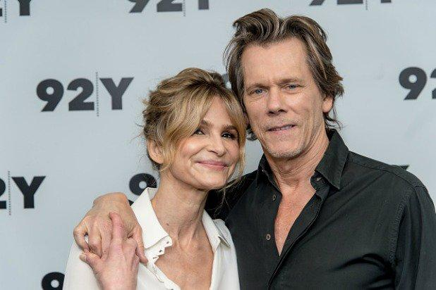 Sedgwick On When She Learned Husband Kevin Bacon Is Her Cousin Most White People Are Related