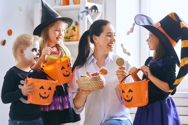 Some parents are keeping their kids at home to avoid Halloween activities. (Photo: Getty Images stock)