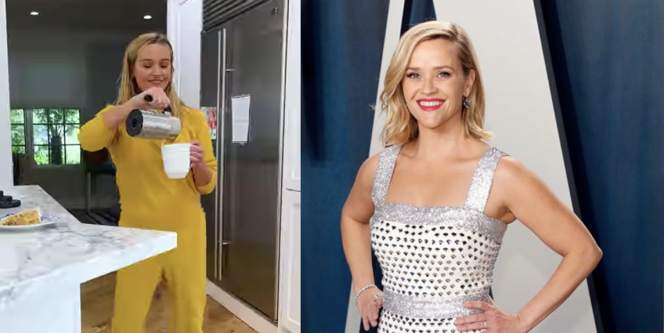 Photo credit: Getty & Instagram/Reese Witherspoon