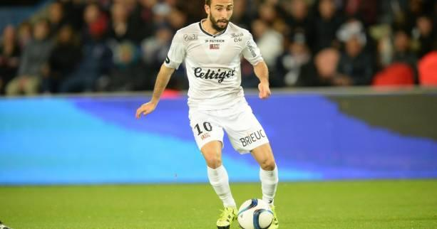 Foot - L1 - EAG - Nicolas Benezet (Guingamp) forfait contre Nancy, Alexandre Mendy incertain