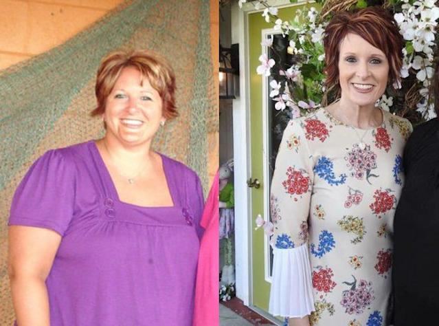 Kelly Nocero's weight loss made her happier. (Photo: Courtesy of Kelly Nocero)