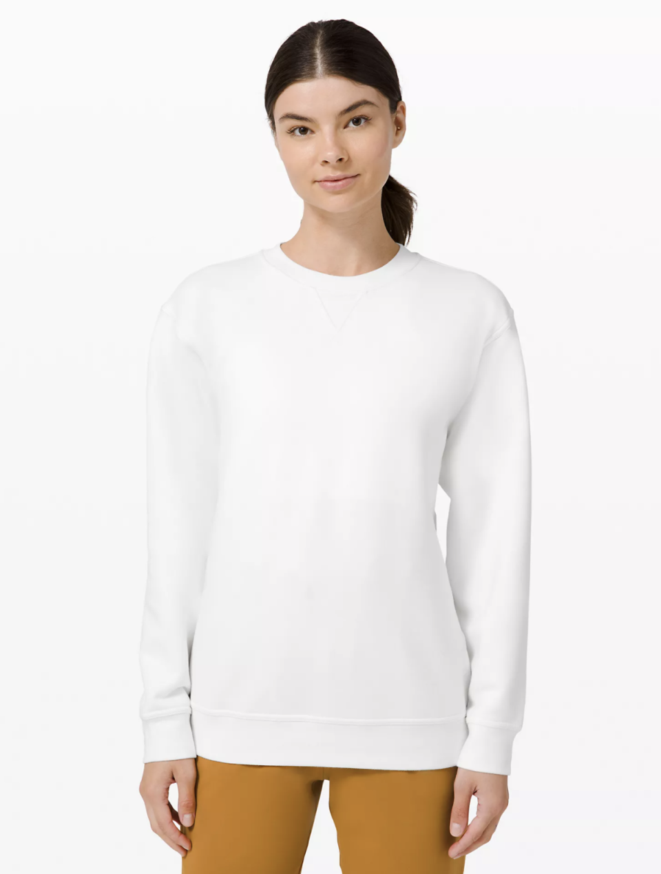 All Yours Crew Fleece - Lululemon, $69 (originally $98)