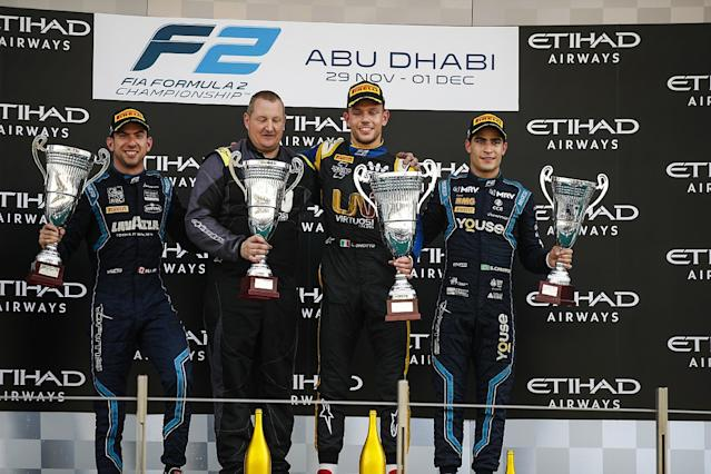 Ghiotto takes convincing win in final F2 race
