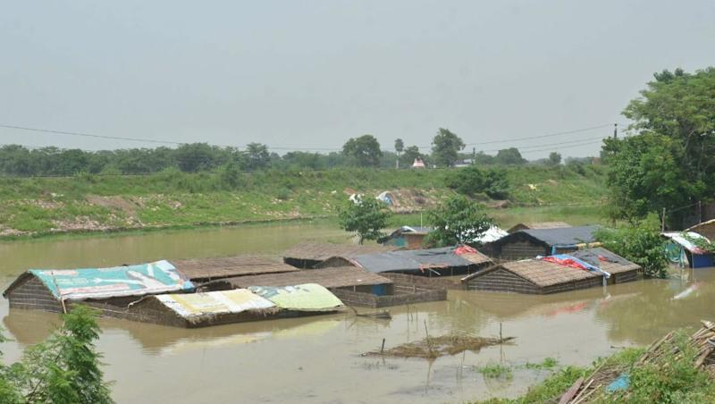Bihar Floods: Water Levels Recede But Situation Remains Grim, Death Toll Mounts to 67