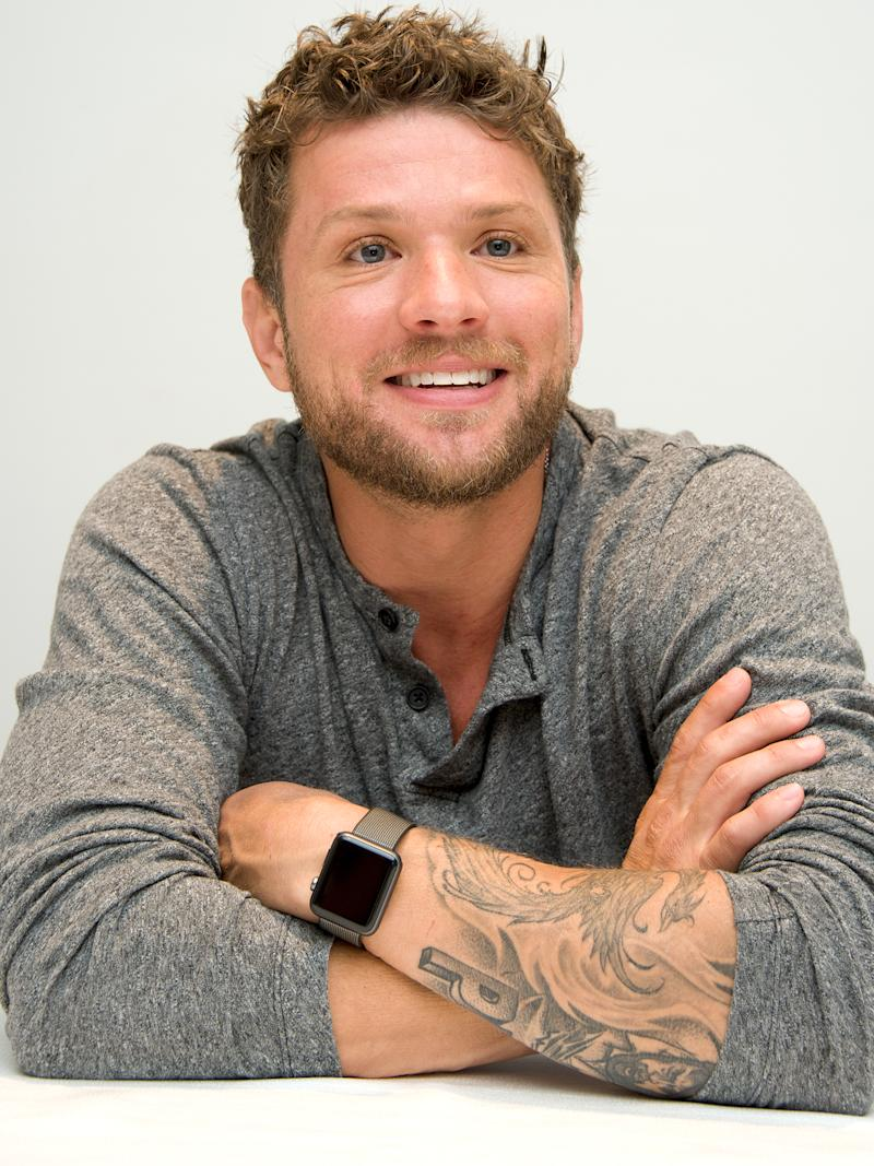 Ryan Phillippe Says He's 'Open' to Getting Married Again ... Ryan Phillippe