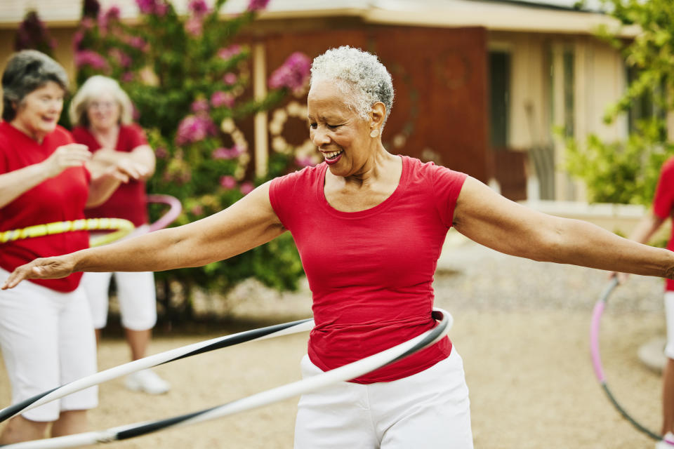 Overwhelmingly 79% of Boomers reported they would rather retire at age 65 and live out their years in modesty than work until age 75 and live large. (Photo: Getty)