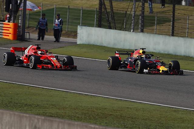 Vettel: safety car timing was 'not right'