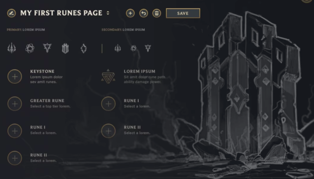 Runes are about to become a whole lot simpler – and a whole lot less expensive (Riot Games)