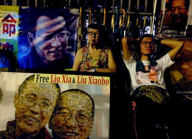 China's liberals quietly fight efforts to erase Liu Xiaobo legacy