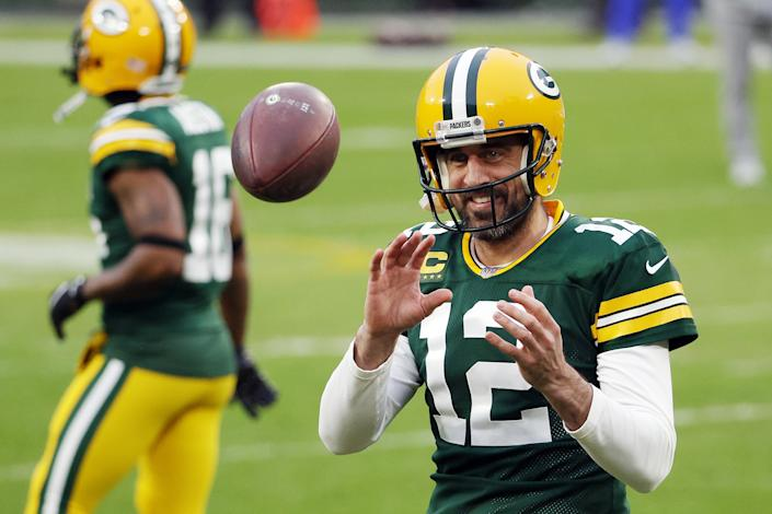 It's about to get a little easier to trade Aaron Rodgers and Deshaun Watson