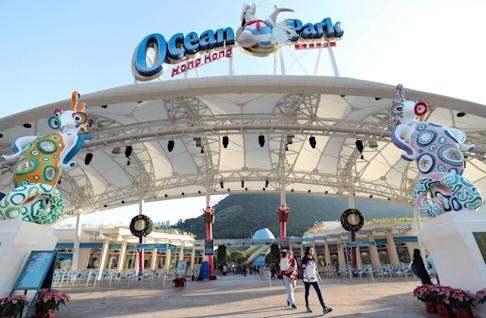 After the park reopens, the admission fee for adults will be reduced by 35 per cent until December 31. Photo: Sam Tsang