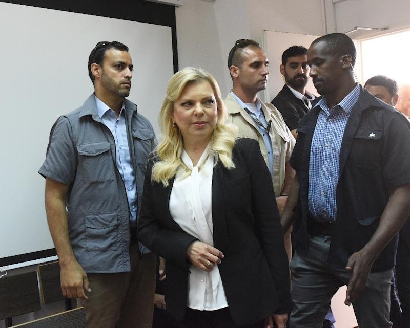 Israel PM's wife, Sara Netanyahu, convicted of misusing public funds
