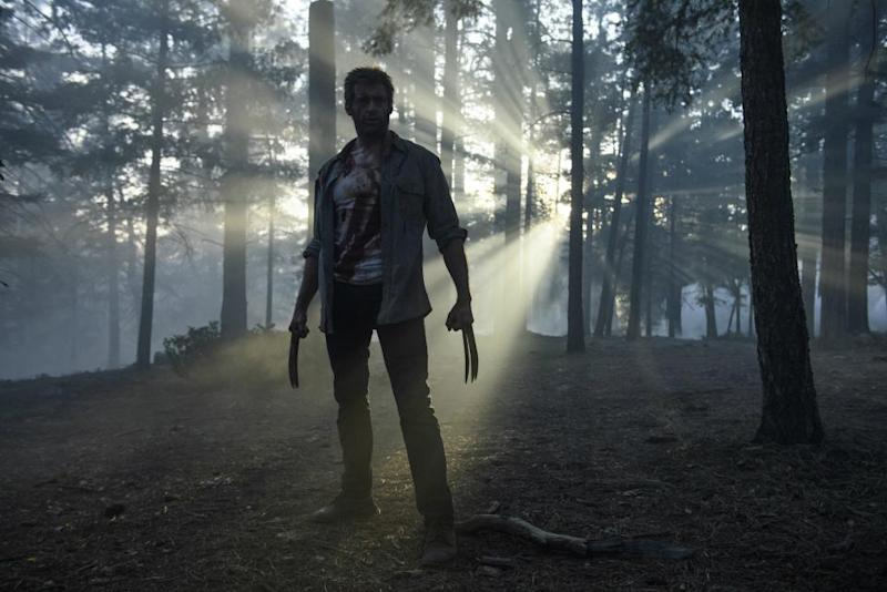 Wolverine in Logan