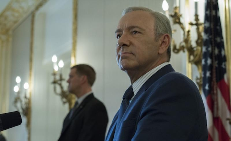 Allégations d'inconduites contre Kevin Spacey sur le plateau de House of Cards