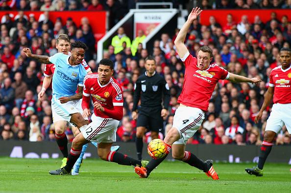 Chris Smalling-Phil Jones