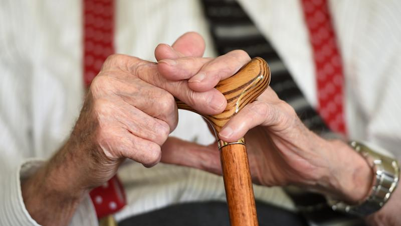 Around 1.5 million older people 'have unmet need for social care'