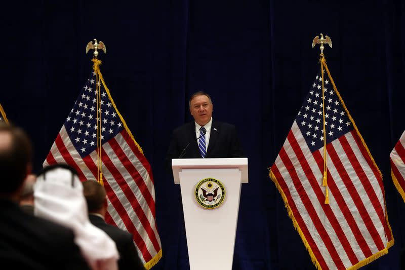 Pompeo sees inter-Afghan negotiations in coming days after U.S.-Taliban deal
