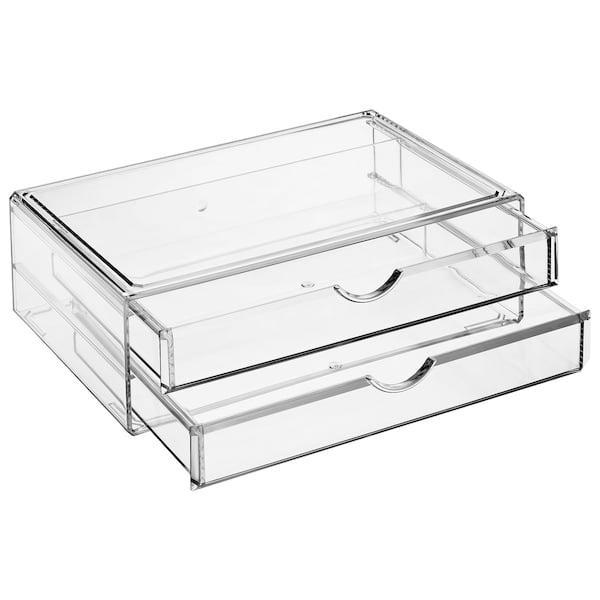 <p>If you're getting a few of the other items, you might as well add the <span>Sephora Collection Stackable Makeup Organizer 2-Drawer</span> ($23) to your cart!</p>