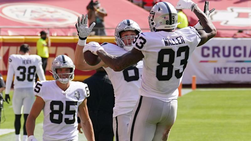 Raiders takeaways: What we learned from stunning 40-32 win vs. Chiefs